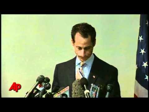 Weiner Resigns in Wake of Sexting Scandal