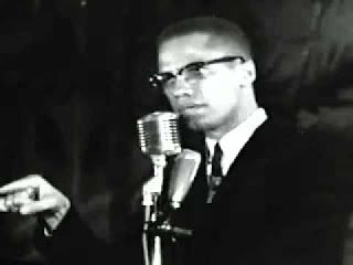Donnie Mossberg_ Minister Malcolm X- 'We Didn't Land On Plymouth Rock' (1)