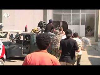 Associated Press_ 'Gaddafi Rule Is Over'