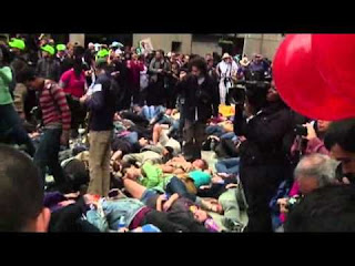 Associated Press_ 'Nato Protestors Target Boeing'_ Socialists on the March