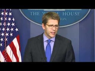 FRS FreeState _ Associated Press_ White House Press Secretary Jay Carney- 'No Military Intervention in Syria'