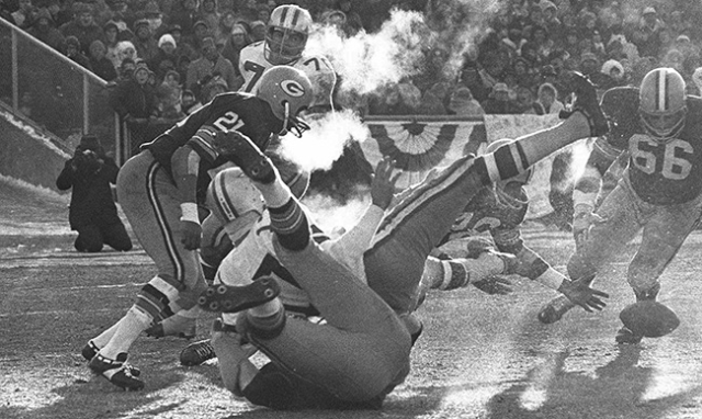 The Ice Bowl - Football History _ Pro Football Hall of Fame Official Site