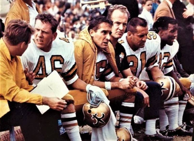 Still paying tribute to 1967 Saints