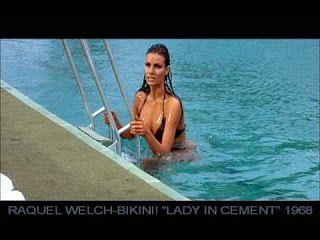 20th Century Fox_ Lady in Cement (1968) 'Raquel Welch_ Bikini Slideshow'