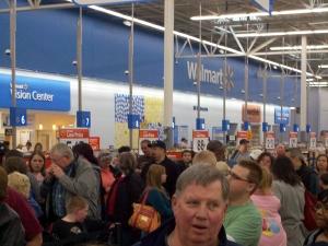 Wal-Mart Opening