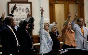 Texas Abortion Debate