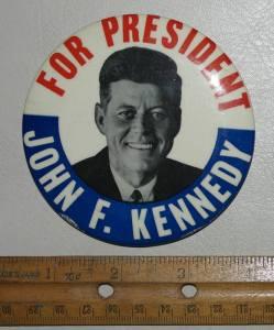 John F. Kennedy For President