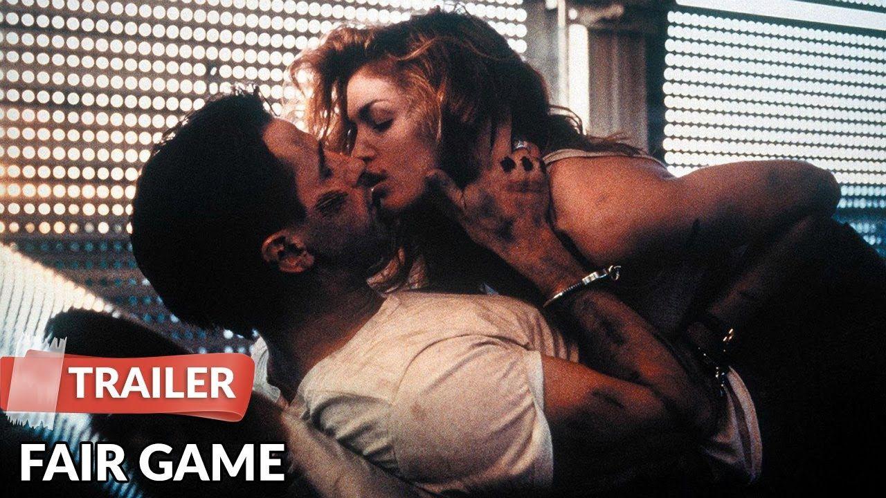 Fair Game 1995 Trailer HD _ William Baldwin _ Cindy Crawford