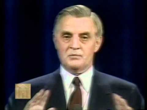 Ronald Reagan-Debate with Walter Mondale (Domestic Issues) (October 7, 1_