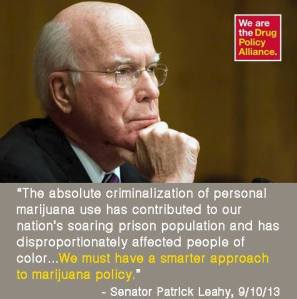 U.S. Senator Patrick Leahy