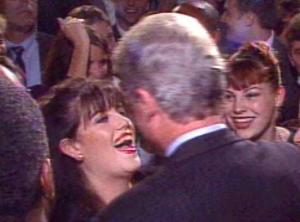 Monica & Bill