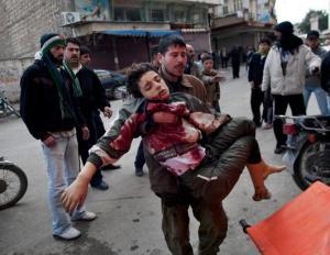 Victims of Bashar Al-Assad