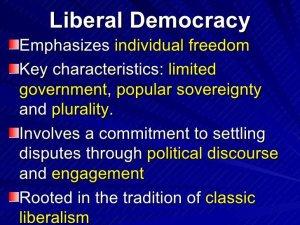 Real Liberalism