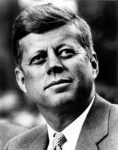 Senator John F. Kennedy