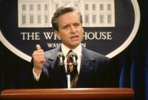 President Andrew Shepard