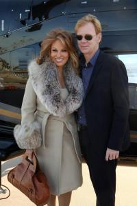 Raquel Welch & David Caruso