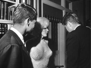 Bobby, Marilyn & Jack