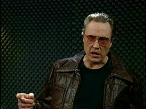Chris Walken