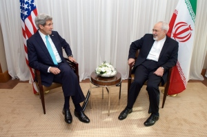 John Kerry in Iran