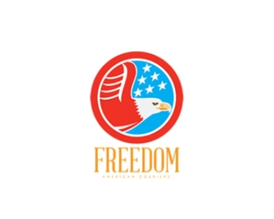 Freedom American Couriers Logo