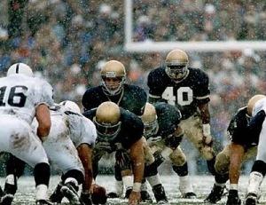 Notre Dame-Penn State
