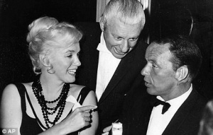 Marilyn & The Chairman of The Board