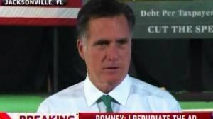 Mitt Romney- Multiple Choice on All The Key Issues