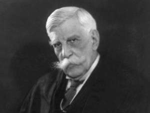 U.S. Chief Justice Oliver Wendell Holmes