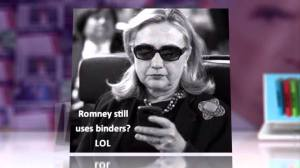 Binder Full of Hillary?