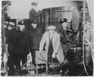 Alcohol Prohibition