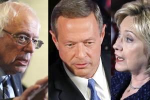 Bernie, Marty, Hill