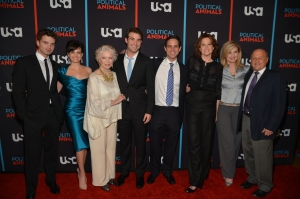 The Political Animals Cast