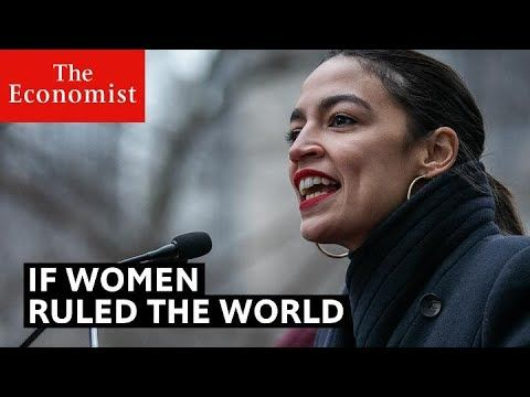 The Economist - What if Women Ruled The World_ - Google Search