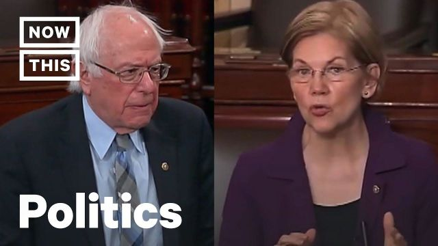 How Bernie Sanders and Elizabeth Warren Plan to Raise Trillions in Tax R